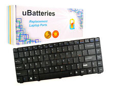 Laptop Keyboard Sony VAIO VGN-NR VGN-NS Series - Black