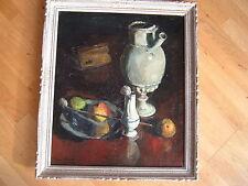 Künstlerische Malereien mit Stillleben-Motiv als Original der Zeit von 1900-1949