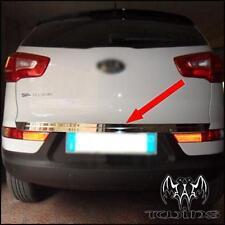Striscia cromata portellone Kia Sportage 2010 baule profilo acciaio cromato