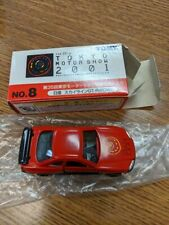 TOMY TOMICA TOKYO MOTOR SHOW 2001 No.8 NISSAN SKYLINE GT-R R34 1/61 RARE NICE NR