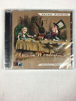 Alice in Wonderland, Lewis Carroll Audio Book CD New & Sealed