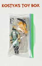 GI Joe WETSUIT 1986 100% Complete Hasbro Vintage Action Figure With File Card
