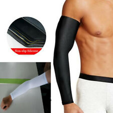 1Pc Elastic Sport Hand Arm Elbow Protector Guard Basketball Cycling Long Sleeve