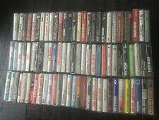 Lot Of 83 Vintage Cassette Tapes