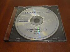 00-03 BMW 745 740 540 M5 X5 NAVIGATION DISC NAVTECH South Central U.S. CD MAP 4