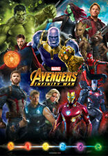 """Jigsaw Puzzles 1000 Pieces """"Avengers - Infinity War"""" / Marvel / M1037"""