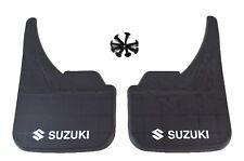 Universal Car Mudflaps Front Rear Suzuki Branded Grand Vitara Mud Flap Guard