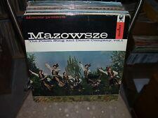 MAZOWSZE, Polish Song & Dance Company, Polka Music, Monitor # 360