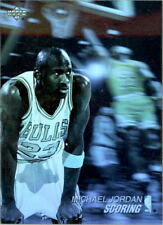 Michael Jordan #AW1 Upper Deck Holograms 1991/92 NBA Basketball Card
