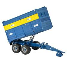 Britains Kane Trailer Blue and Yellow 43153 Vehicle Classic Multi-Colour 43153A1