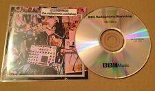 BBC The Radiophonic Workshop 15 Track + 2 Bonus Tracks Promo Cd Ultra Rare!!