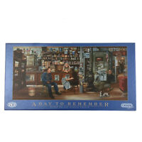 A Day To Remember Jigsaw Puzzle 636 Gibsons Local Store General Old Corner Shop