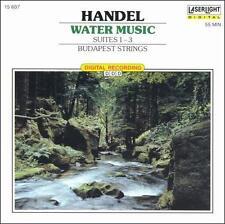 Handel Water Music Cd