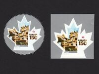 EXPO 67 MONTREAL = CANADA 150TH = Booklet & Minisheet pair MNH-VF Canada 2017