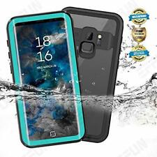 Samsung Galaxy S9 Waterproof Case Shockproof Easy To Install Full Protection 5.8