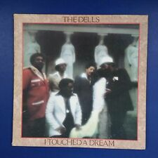 DELLS I Touched A Dream T618 Diskwerks Ron LP Vinyl VG++ Cover VG+