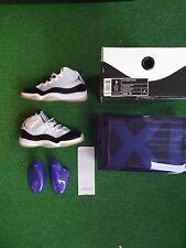 Air Jordan XI Retro Concord 2011, US 9, used, shoe tree, original tissue paper,