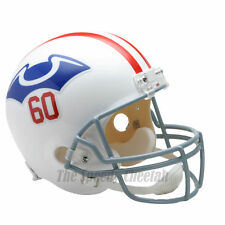 NEW ENGLAND PATRIOTS 1960 THROWBACK NFL FULL SIZE REPLICA FOOTBALL HELMET