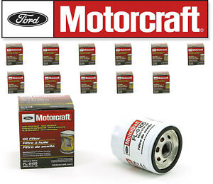 12 Motorcraft FL910S Oil Filters Case of 12 Boxed individually Ford