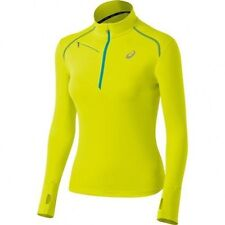 Asics FAVORITE Womens 1/2 Zip Long Sleeve Pullover Makes a great birthday gift!