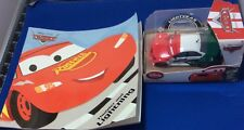Cars Set of 2 Thunder and Lightning Paperback Book & Cars 2 Memo Rojas Die Cast