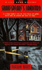 Shakespeare's Landlord (Lily Bard Mysteries, Book 1) by Harris, Charlaine
