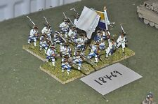 25mm seven years war 7YW french infantry 20 figures {9} (18469)