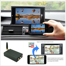 Car WiFi Miracast Mirror Link Airplay Screen Mirroring Car Stereos iOS &Android