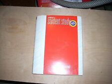 Your Student Study Pack Manual Calculus 9e by Varberg / Purcell / Rigdon 2007