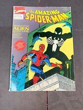 The Amazing Spider-man - The Saga of the Alien Costume - Marvel Comics