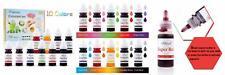 Ktdorns Soap Dye Making Set - 10 Liquid Colors for Coloring,Coal.