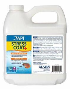 API Stress Coat 64oz bottle