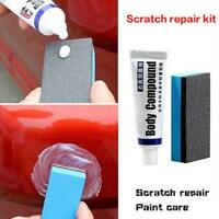 Grinding Car Body Compound Paste Set Remove Scratch Paint Care Auto-Polishing  N