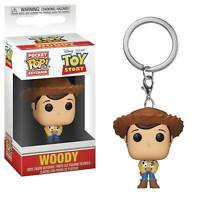 POCKET POP TOY STORY WOODY FIG KEYCHAIN FUNKO