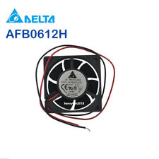 Delta fan AFB0612H 12VDC 0.15A 60*60*25mm Ball bearing Chassis Cooling Fan 2wire