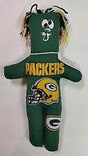 *green Bay Packers Frustration Doll Football Dammit Stress Relief Dolls