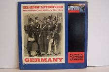 Band Of 11th Panzer Grenadier Division Great Historical Military Marches Vinyl