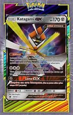 Katagami GX - SL4:Invasion Carmin - 70/111 - Carte Pokemon Neuve Française
