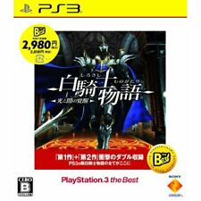 Used PS3 White Knight Chronicles II PlayStation 3 the Best Japan Import
