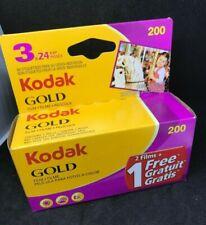 3x Kodakcolor 200 36 exp 35mm film expired fuji agfa Ferrania