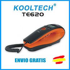 Teléfono fijo KOOLTECH TE620 con identificador de llamadas PANTALLA LCD