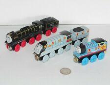 Thomas & Friends Wooden Train Talking Railway RFID Farewell Hiro Lot - Spencer