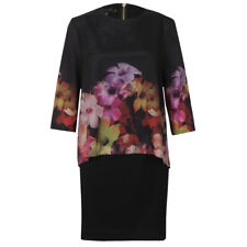 Ted Baker Tunic Floral Print Size 10