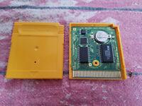 Pokemon Yellow Version: Special Pikachu Edition (Nintendo Game Boy, 1999) Saves!