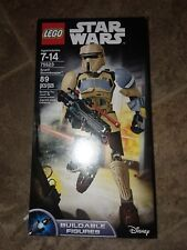 LEGO disney Star Wars Constraction Scarif Stormtrooper (75523)