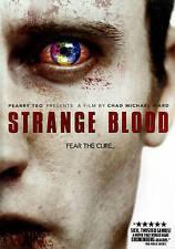 STRANGE BLOOD - ALEXANDRA BARD   ROBERT BRETTENAUGH 2014 HORROR DVD
