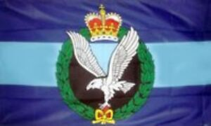 ARMY AIR CORPS FLAG 5' x 3' AAC Flag British Army Military Armed Forces