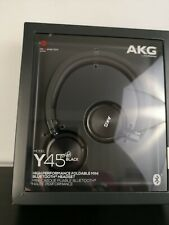 AKG Y45BT Wireless Bluetooth NFC Rechargeable Mini Stereo On-Ear Headphones