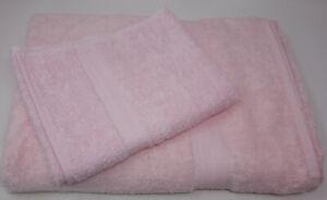 NEW Ralph Lauren Petal Light Pink Bath Hand Towel 100% Cotton Made in USA