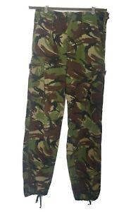 British DPM Woodland Camo Pants Trousers Uniform